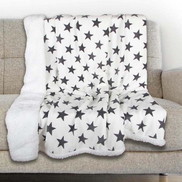 Wohndecke »Sterne«, Delindo Lifestyle