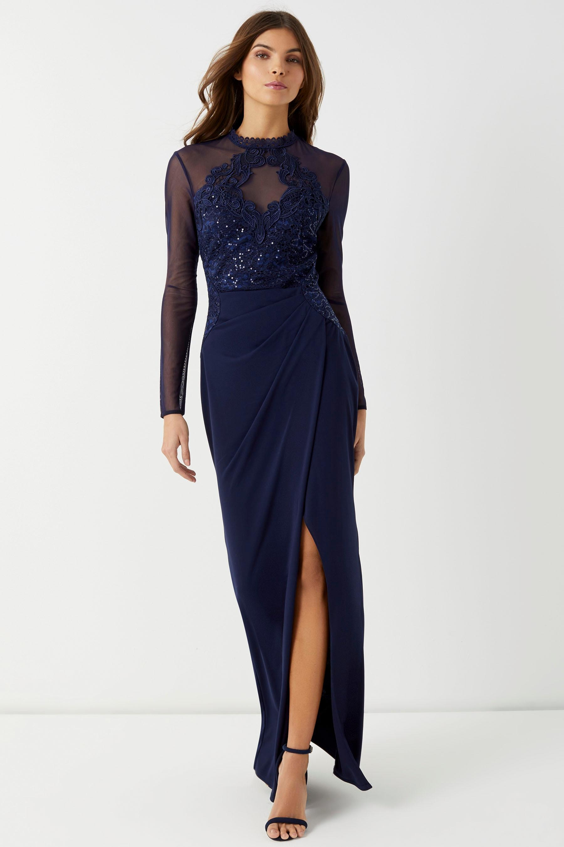 LIPSY Abendkleid Damenmode/Bekleidung/Kleider/Abendkleider