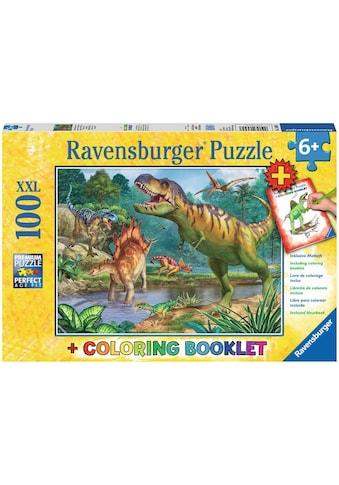 """Ravensburger Puzzle """"Welt der Dinosaurier"""" kaufen"""