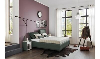 JETTE Betten Polsterbett »#106 Function«, mit Bettkasten, einteilige Matratze, 140 cm kaufen