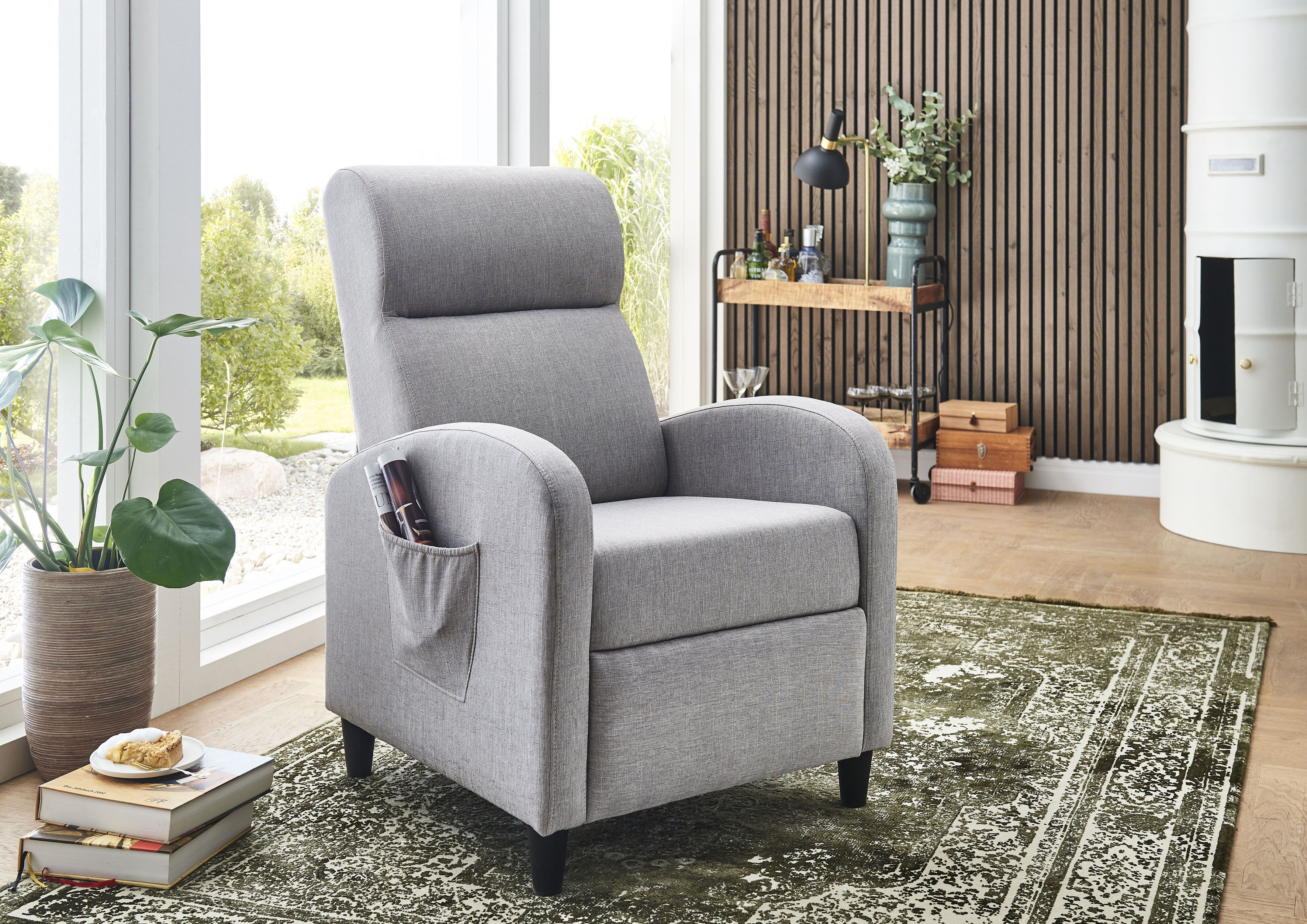 ATLANTIC home collection TV-Sessel
