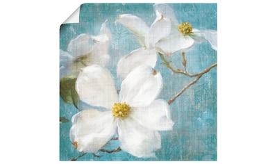 Artland Wandbild »Vintage Blüte I«, Blumen, (1 St.), in vielen Größen & Produktarten... kaufen