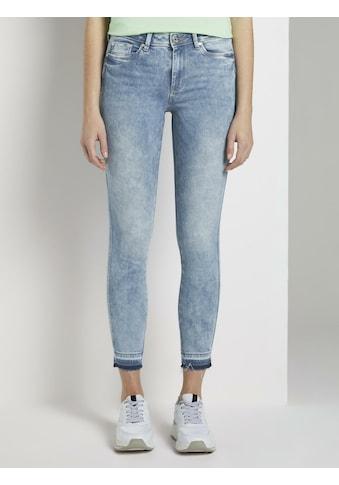 TOM TAILOR Denim Skinny-fit-Jeans »Nela Extra Skinny Push Up Effect« kaufen