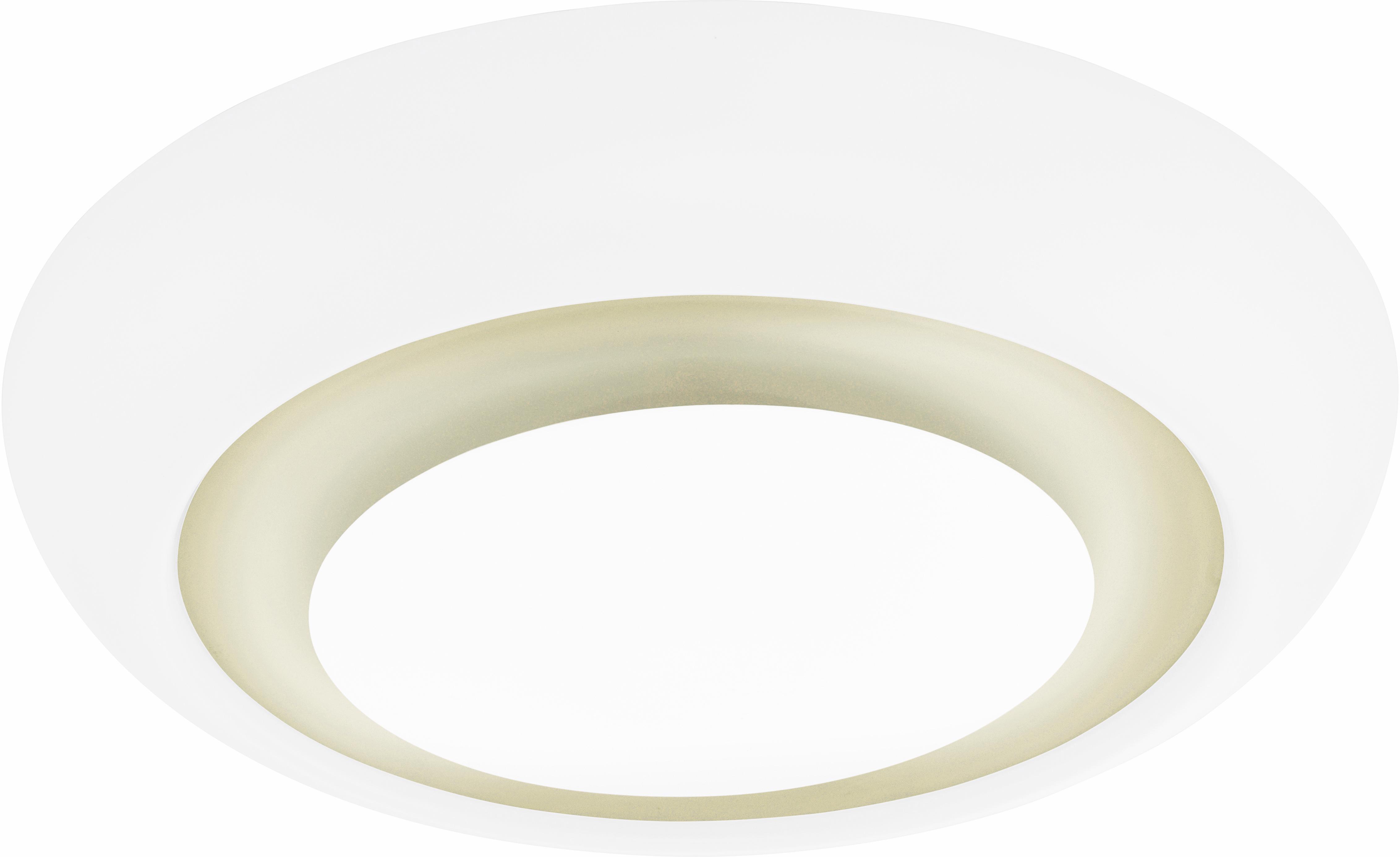 EGLO LED Deckenleuchte CANUMA, LED-Board, Extra-Warmweiß-Kaltweiß-Neutralweiß-Tageslichtweiß-Warmweiß, Memory function, CCT, 5-step dimming