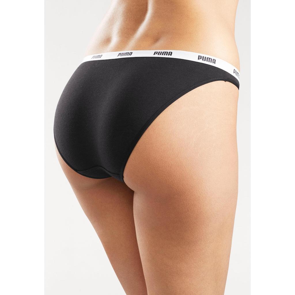 PUMA Bikinislip »Iconic Bikini«