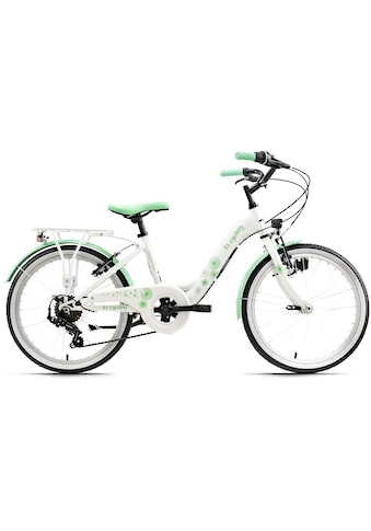 KS Cycling Kinderfahrrad »Dandelion«, 7 Gang, Shimano, Tourney Schaltwerk, Kettenschaltung kaufen