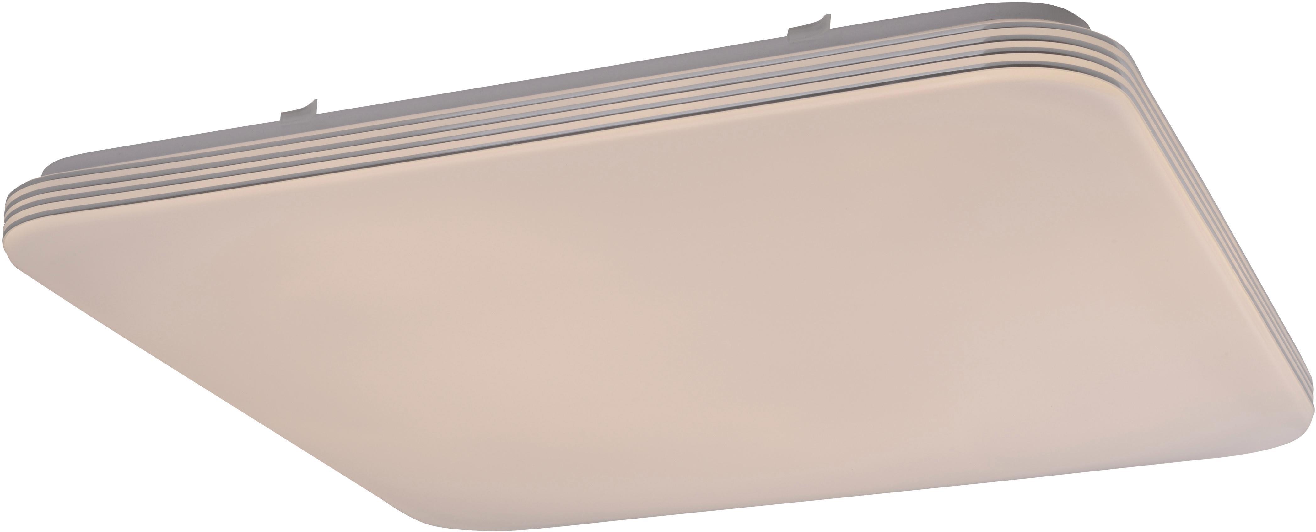 näve LED Deckenleuchte ALYSSA, LED-Board, Warmweiß-Neutralweiß-Kaltweiß-Tageslichtweiß, LED Deckenlampe