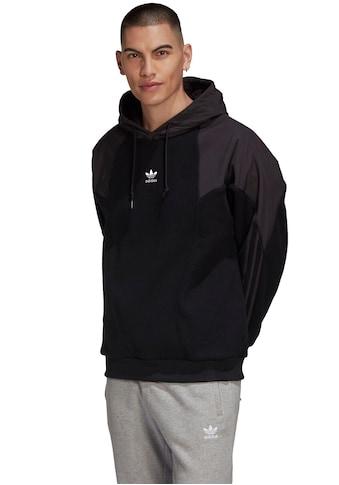 adidas Originals Fleecepullover »BIG TREFOIL MIX HOODY« kaufen