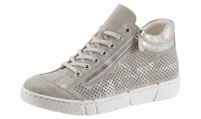 Rieker Sneaker, mit Metallic-Effekt kaufen
