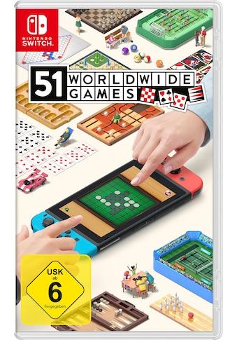 51 Worldwide Games Nintendo Switch kaufen