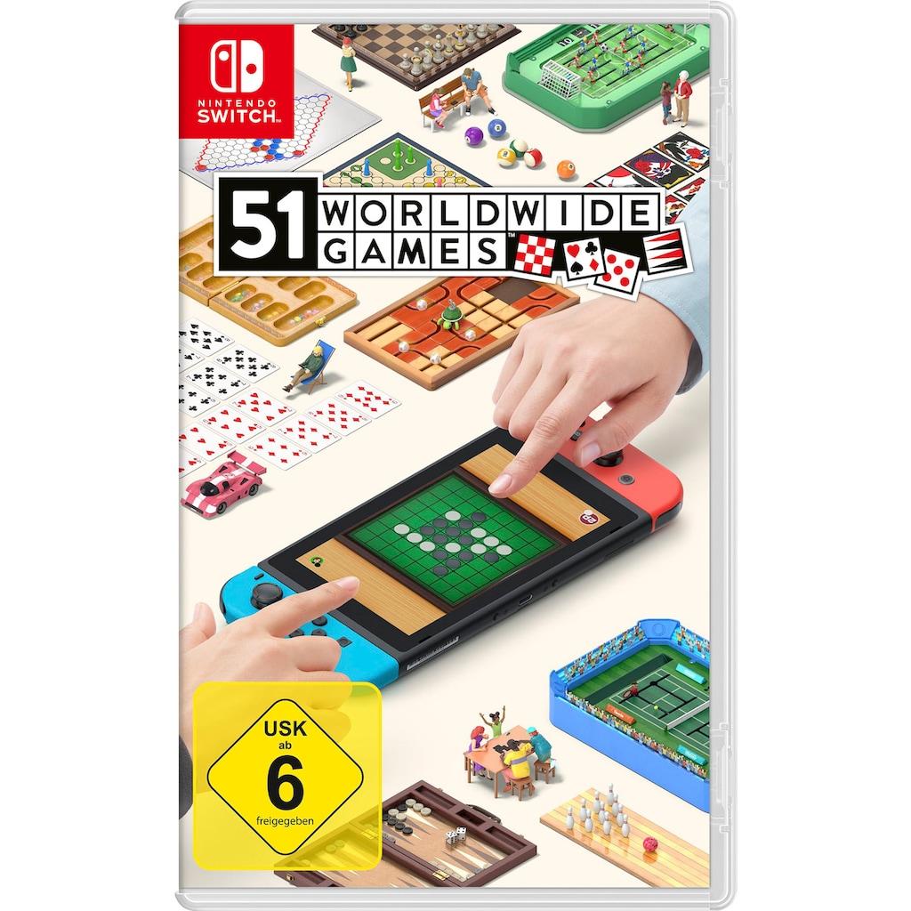 Nintendo Switch Spiel »51 Worldwide Games«, Nintendo Switch