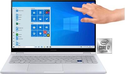Samsung NP950Q Galaxy Book Flex 15'' Notebook (39,62 cm / 15,6 Zoll, Intel,Core i7,  -  GB HDD, 512 GB SSD) kaufen