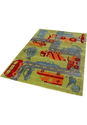 Sigikid Kinderteppich »Traffic«, rechteckig, 13 mm Höhe, Kinder Straßen-Spielteppich,... kaufen