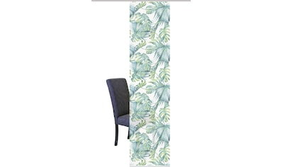 Vision S Schiebegardine »JUNGLE«, HxB: 260x60, Schiebevorhang Bambus-Optik Digitaldruck kaufen