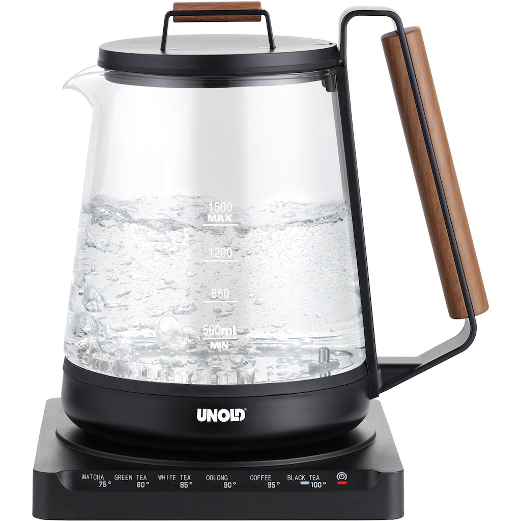 Unold Wasser-/Teekocher »Digital 18570«, 2200 W