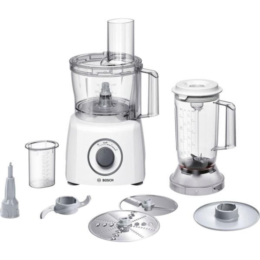 BOSCH Küchenmaschine »MultiTalent 3 MCM3200W«