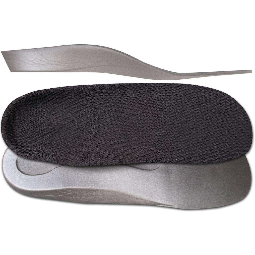 Fußgut Einlegesohlen »Soft-Einlagen«, (1 Paar), gegen vermehrte Hornhautbildung