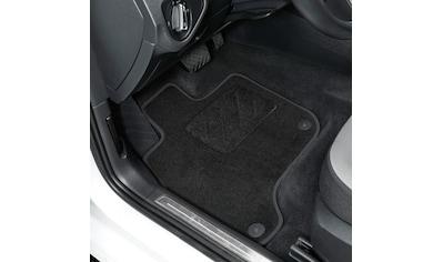 WALSER Passform-Fußmatten »Premium«, (4 St.), für Dacia Dokker Express Bj 02/2013 - Heute kaufen