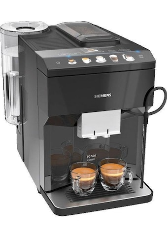SIEMENS Kaffeevollautomat »EQ.500 classic TP503D09«, automatisches Reinigungssystem,... kaufen