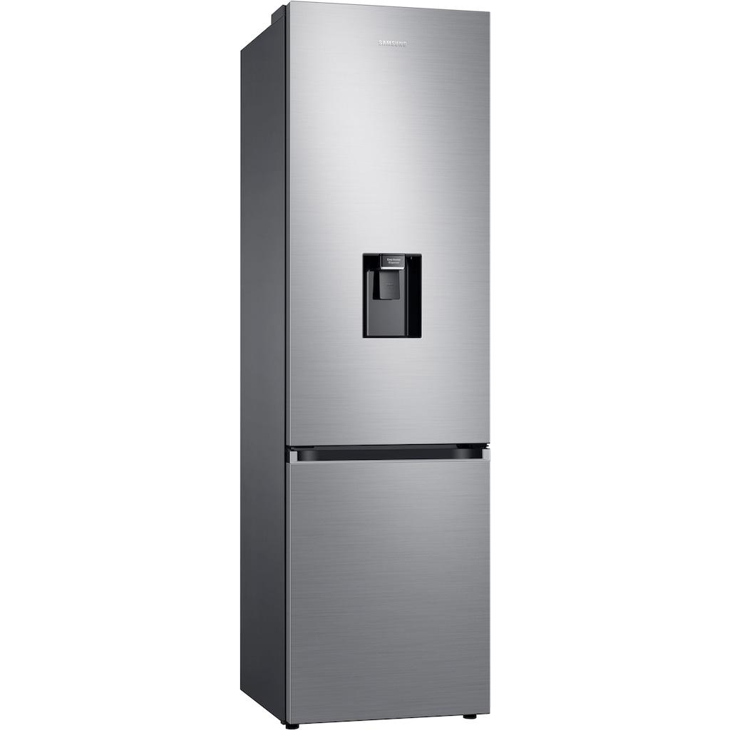 Samsung Kühl-/Gefrierkombination »RL38T630DS9/EG«, RL38T630DS9/EG, 203 cm hoch, 59,5 cm breit