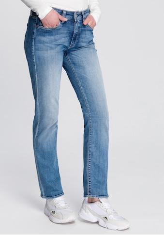 Herrlicher Slim-fit-Jeans »SUPER G STRAIGHT ORGANIC«, umweltfreundlich dank Kitotex... kaufen