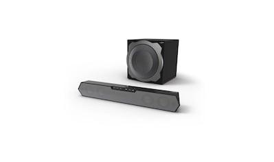 uRage Gaming Soundbar m. Subwoofer, 2.1 Soundsystem, wireless/AUX »uRage SoundZbar 2.1 Unleashed« kaufen