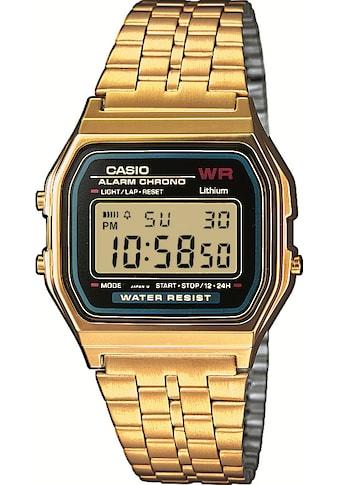 CASIO VINTAGE Chronograph »A159WGEA-1EF« kaufen