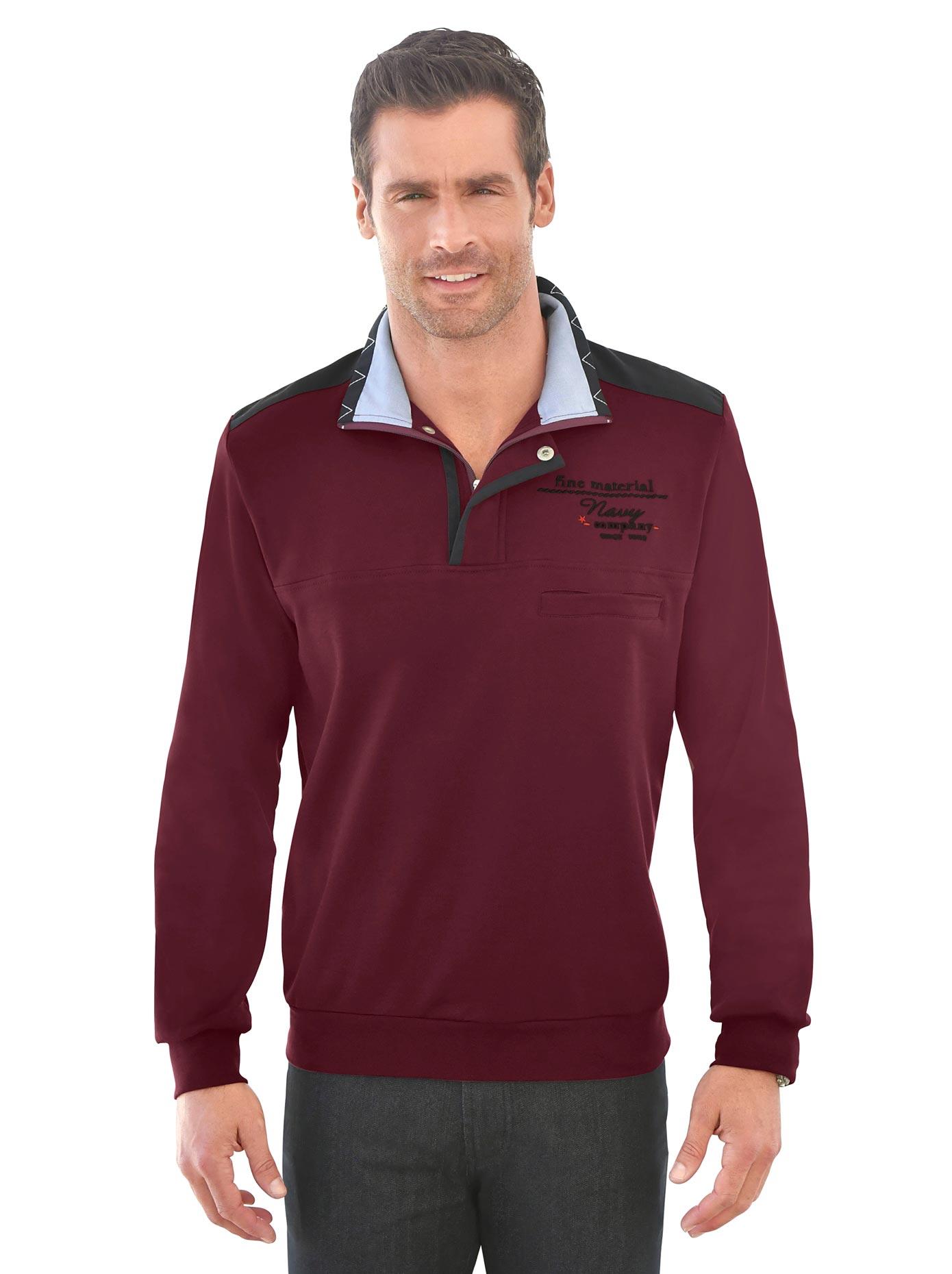 Marco Donati Langarm-Shirt aus reiner Baumwolle | Bekleidung > Shirts > Langarm Shirts