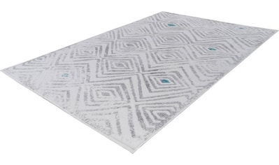 Teppich, »Vancouver 410«, Kayoom, rechteckig, Höhe 10 mm, maschinell gewebt kaufen