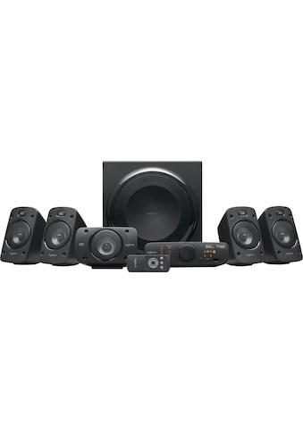 Logitech »Z906 Surround Sound« Lautsprechersystem (500 Watt) kaufen