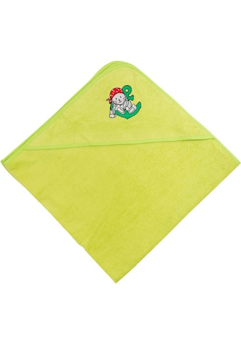 Wewo fashion Kapuzenhandtuch »Hase«, (1 St.), mit gesticktem Motiv kaufen