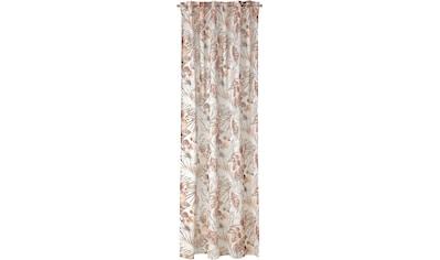 Neutex for you! Vorhang »Tropical«, tropische Blättermusterung kaufen