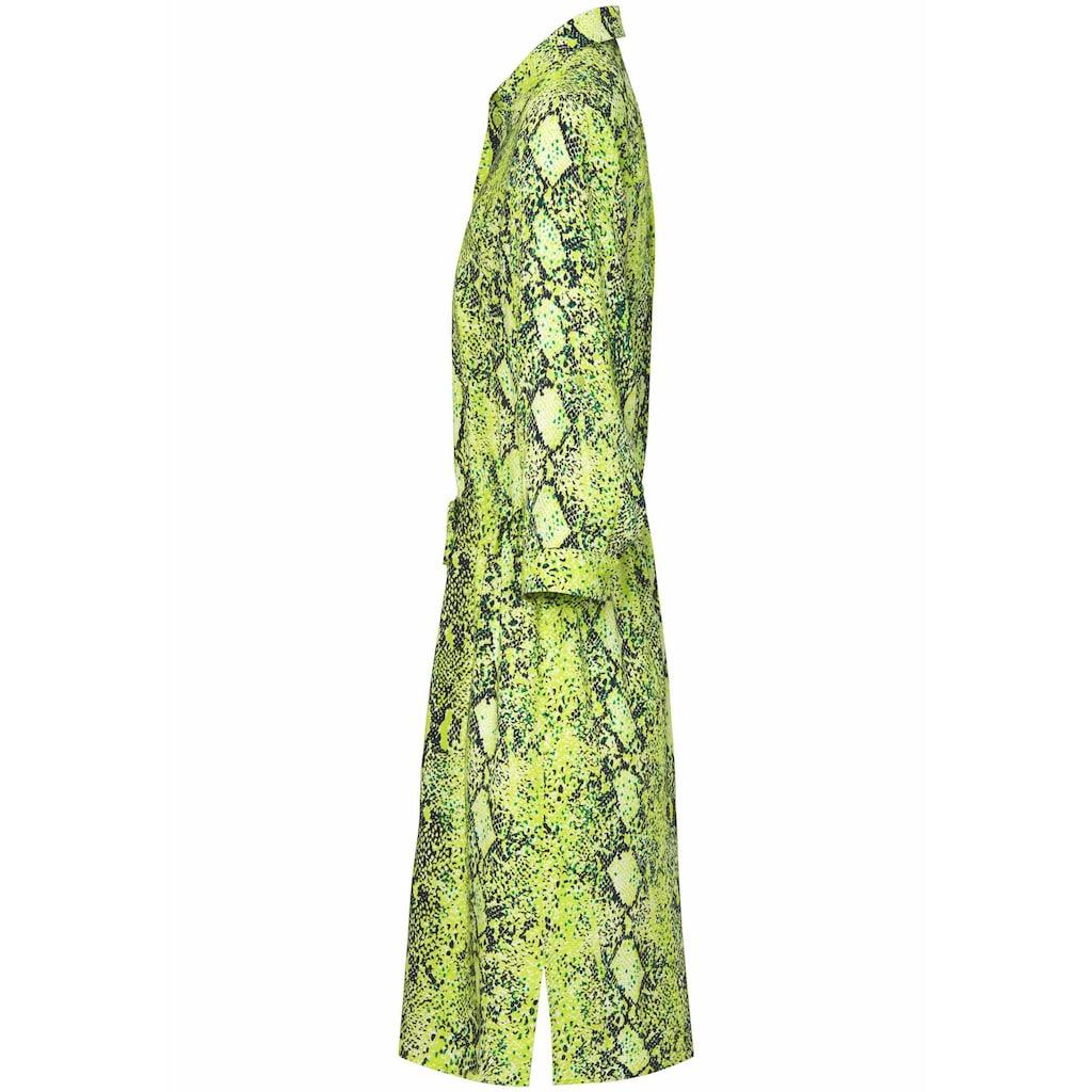 Looxent Abendkleid »mit 3/4-Arm«, Brusttasche