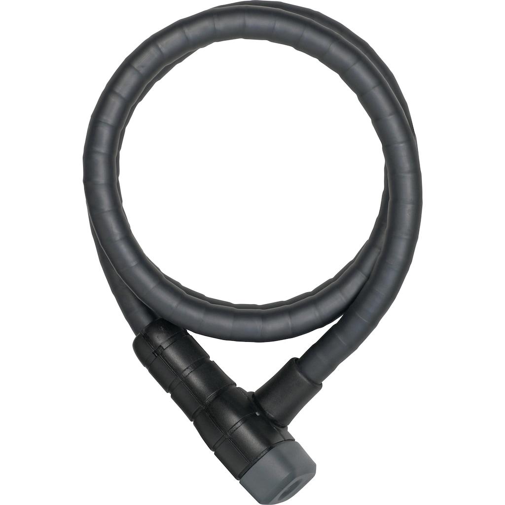 ABUS Spiralschloss »6615K/120/15 black SCMU«