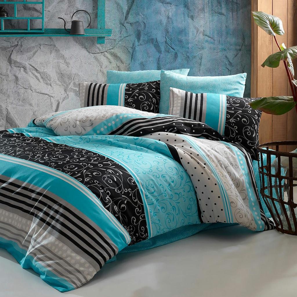 TRAUMSCHLAF Bettwäsche »Sara«, strapazierfähige und langelebige Qualität