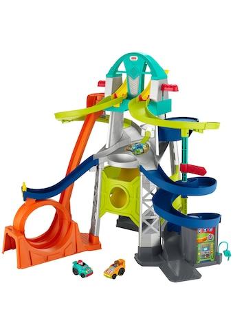 Fisher-Price® Autorennbahn »Little People Action Rennbahn«, mit Licht & Sound kaufen