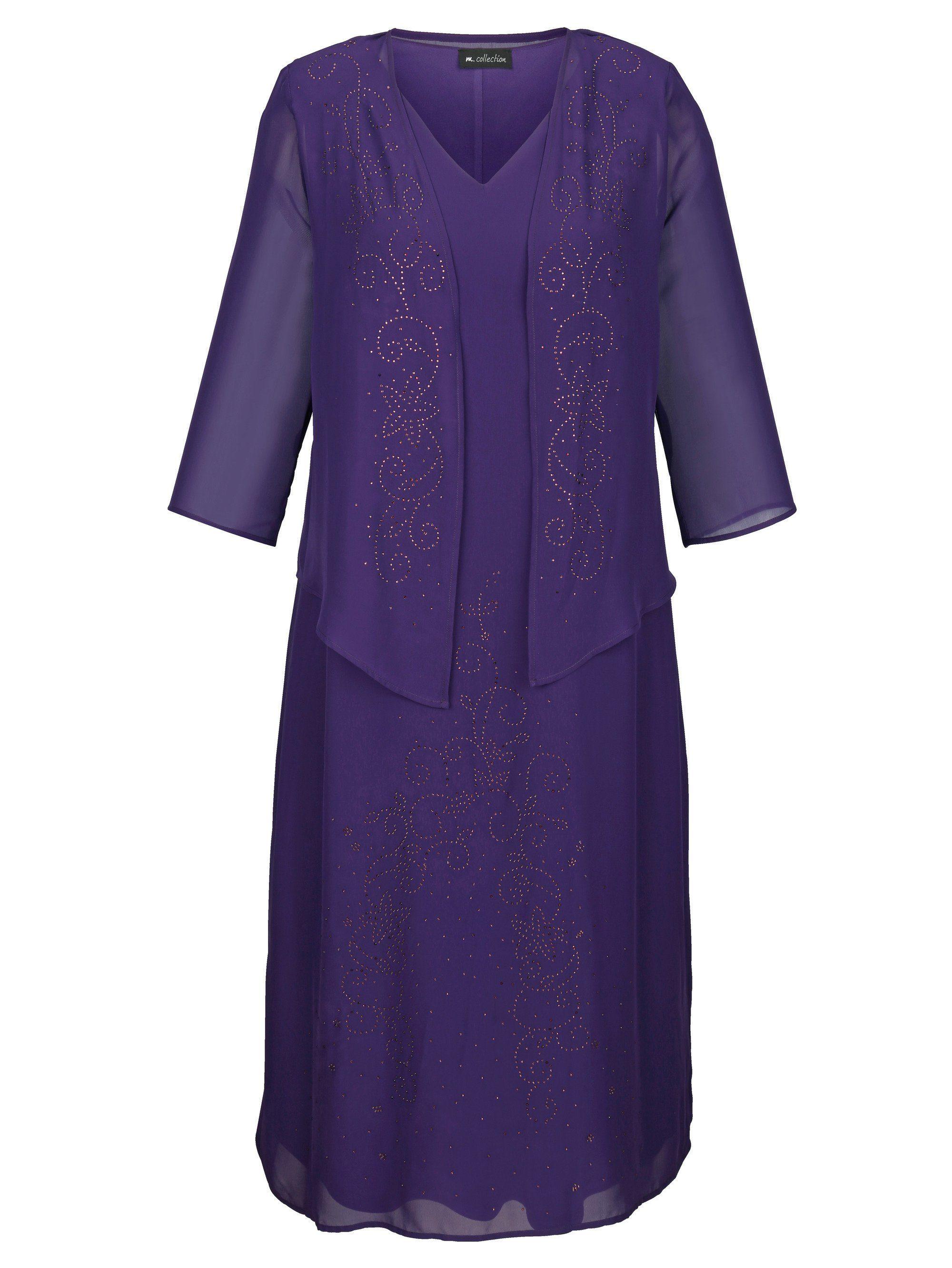 m collection Set: Kleid und Bolero