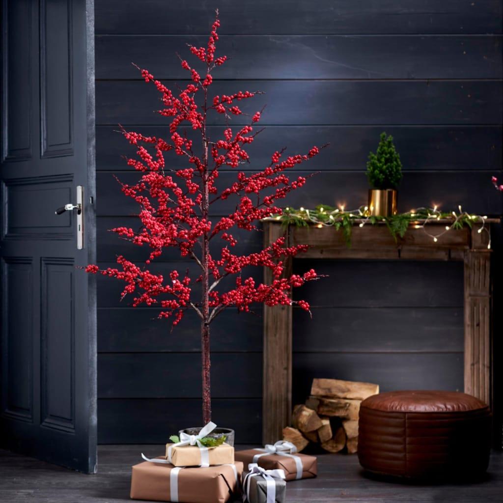 Kunstpflanze »Berry«, inkl. Topf