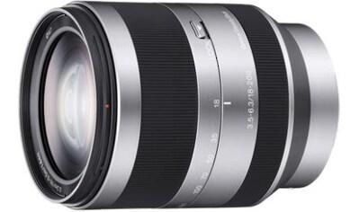 Sony Teleobjektiv »SEL18200.AE« kaufen