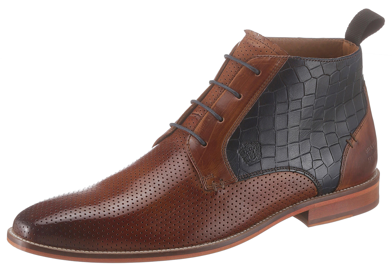 Melvin & Hamilton Schnürstiefelette Alex 11 | Schuhe > Boots | Braun | Leder | Melvin & Hamilton
