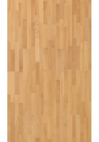 PARADOR Parkett »Basic Natur - Buche, lackiert«, ohne Fuge, 2200 x 185 mm, Stärke:... kaufen