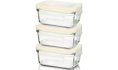 Glasslock Aufbewahrungsbox »Baby Meal«, (Set, 3 tlg.), á 150ml kaufen