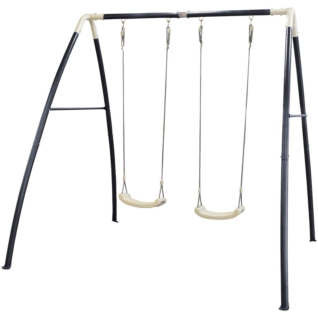 AXI Doppelschaukel, BxTxH: 210x210x217 cm