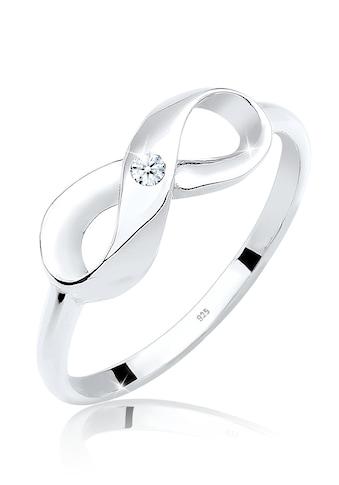 Diamore Diamantring »Infinity Unendlich Diamant 0.03 ct. 925 Silber« kaufen