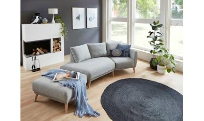 ATLANTIC home collection 2,5-Sitzer »Elvis«, Polsterecke mit offenem Ende im... kaufen