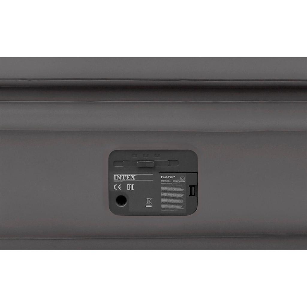 Intex Luftbett »DURA-BEAM® Prime Comfort Elevated Airbed«, (Set, 2, mit Transporttasche)