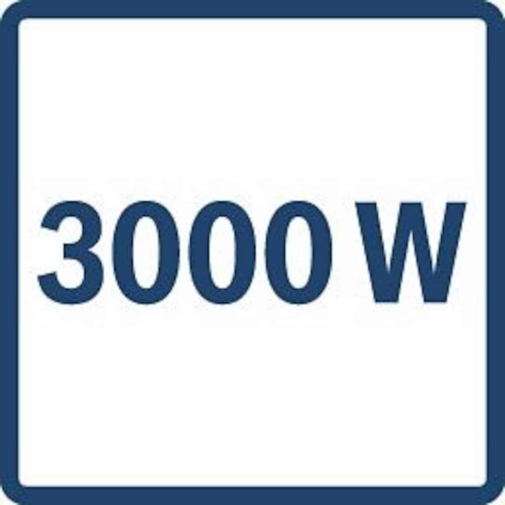 BOSCH Dampfbügeleisen »TDA503001P Edition Rosso«, 3000 W, leichtgleitende CeraniumGlissée Bügelsohle
