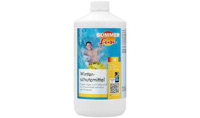 SUMMER FUN Poolpflege »Winterschutzmittel«, 1 l kaufen