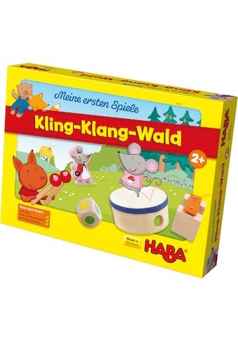 Haba Spiel »Meine ersten Spiele - Kling-Klang-Wald«, Made in Germany kaufen