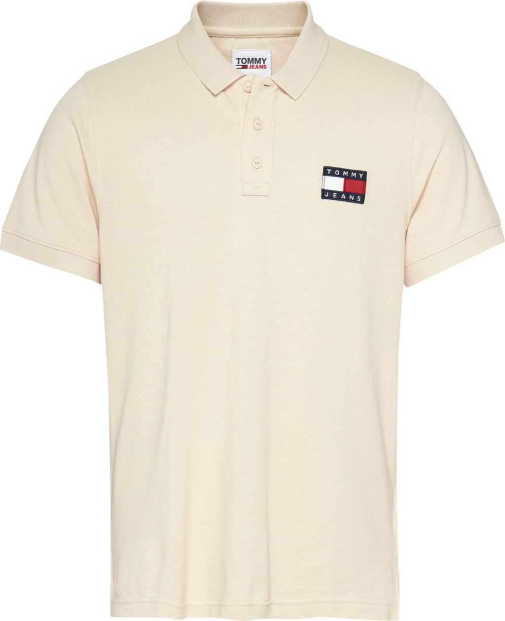 tommy jeans -  Poloshirt TJM TOMMY BADGE LIGHTWEIGHT POLO